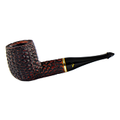 Трубка Peterson Captain Pete - Rustic 107 P-Lip (фильтр 9 мм)