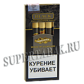 Сигариллы Handelsgold Wood Tip Black 5 шт.