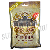 Набор Сигар - Gurkha - Cellar Reserve Solaro Double Robusto (5 шт)