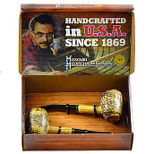 Трубки Missouri Meerschaum (набор из 2-х) 2952 - Country Gentleman