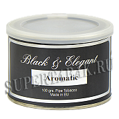 Табак Black & Elegant Aromatic (100 гр)
