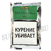 Табак Petersen & Sorensen The Banker's (КИСЕТ 40 гр)